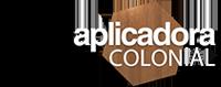 APLICADORA COLONIAL|RAPAGEM DE TACO|PISOS DE MADEIRA Logo